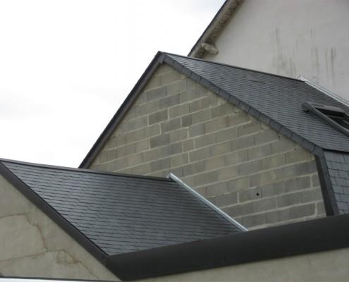 Extension d'une maison - Glot Couverture