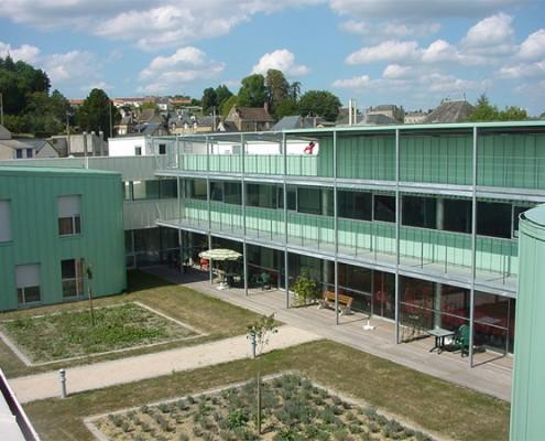 Hôpital de Saint Calais (72)