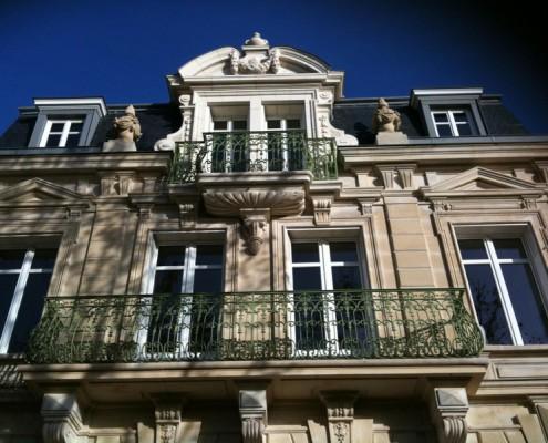 Toiture ardoises maison individuelle Angers - Glot Couverture